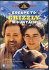 Escape to Grizzly Mountain DVD Movie