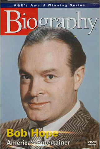 Bob Hope - America's Entertainer (Biography) DVD Movie