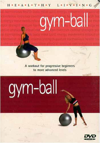 Healthy Living - Gym-Ball DVD Movie