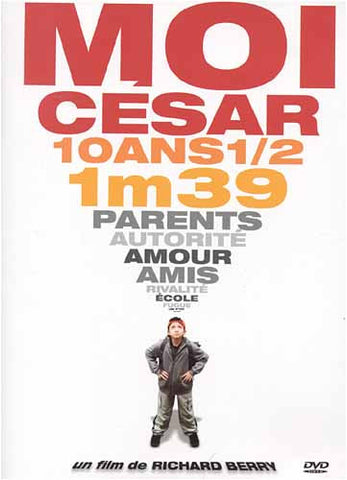 Moi Cesar DVD Movie