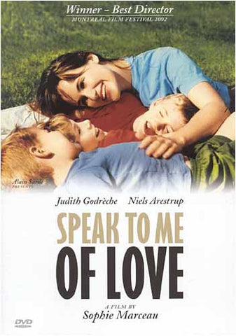Speak to me of Love / Parlez-Moi d'Amour DVD Movie
