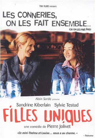 Filles Uniques (French Only) DVD Movie