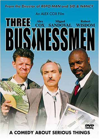 Three Businessmen DVD Movie