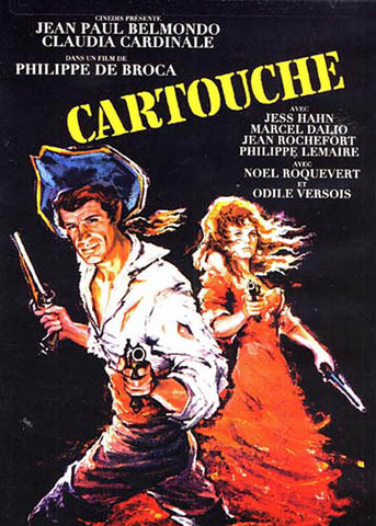 Cartouche DVD Movie
