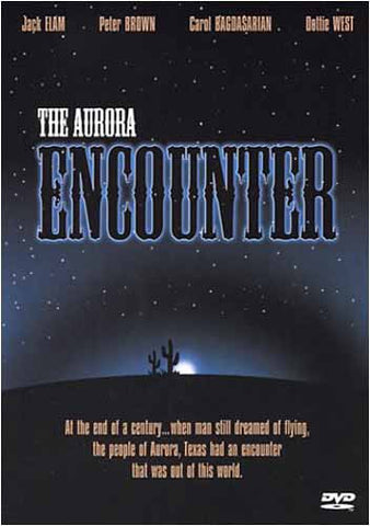 The Aurora Encounter DVD Movie