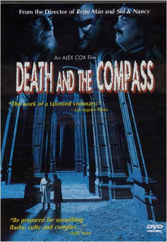Death And The Compass DVD Movie