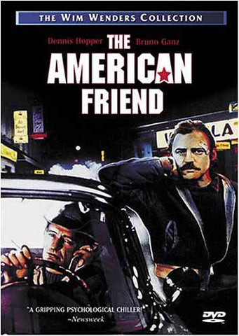 The American Friend DVD Movie