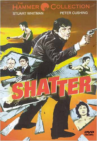 Shatter DVD Movie