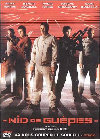 Nid De Guepes DVD Movie