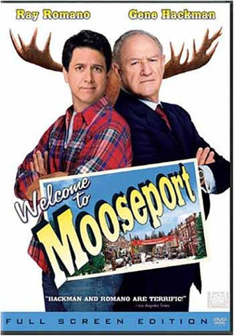 Welcome To Mooseport (Full Screen Edition) DVD Movie