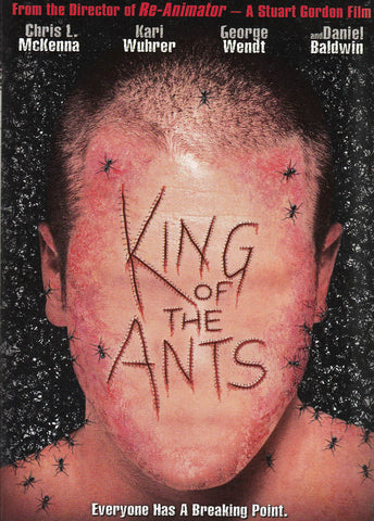 King of the Ants (Chris McKenna) DVD Movie