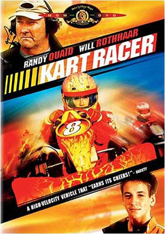 Kart Racer DVD Movie