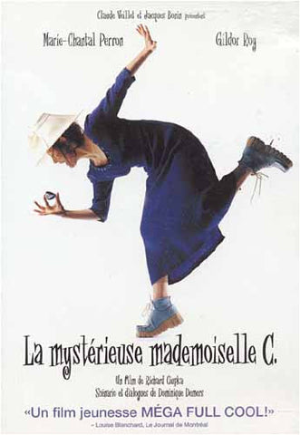 La Mysterieuse Mademoiselle C DVD Movie