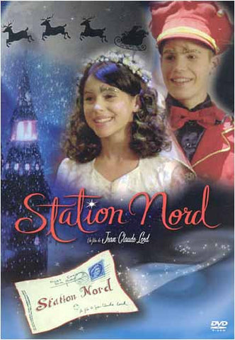 Station Nord(Bilingual) DVD Movie