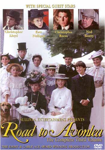 Road To Avonlea - The Complete Third Volume 3 (Boxset) DVD Movie