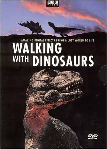 Walking with Dinosaurs DVD Movie