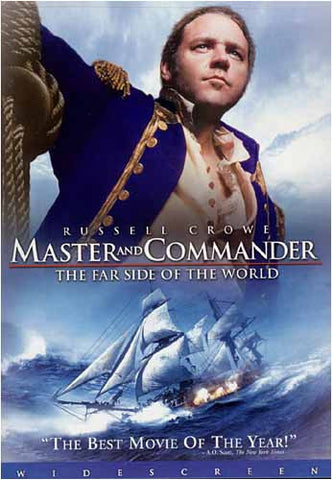 Master and Commander - The Far Side of the World (Widescreen) DVD Movie