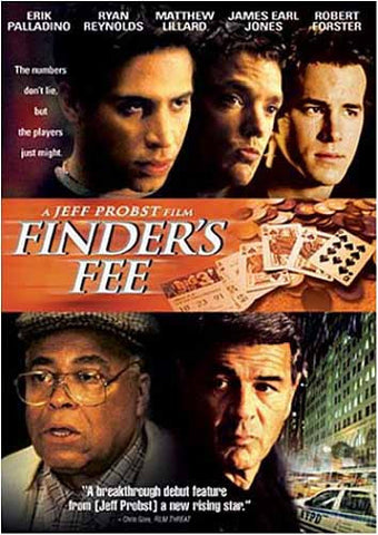 Finder's Fee DVD Movie