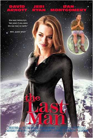The Last Man DVD Movie
