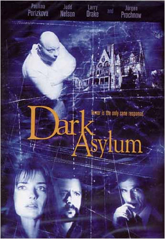 Dark Asylum DVD Movie