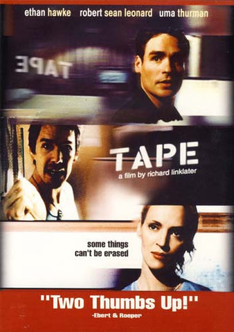 Tape DVD Movie