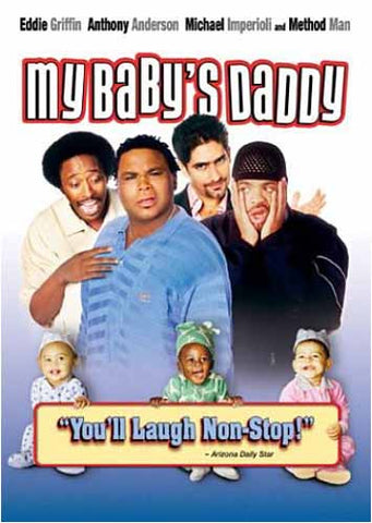 My Baby s Daddy (Bilingual) DVD Movie