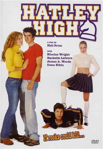 Hatley High DVD Movie