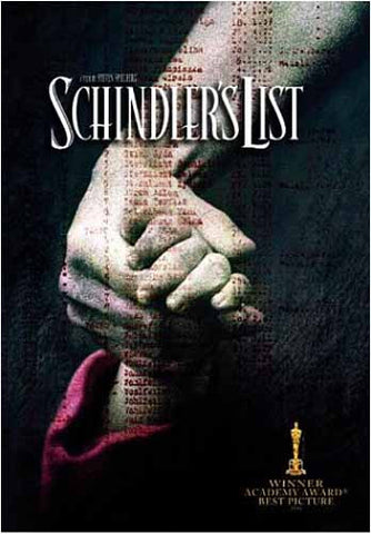 Schindler's List (Widescreen) DVD Movie