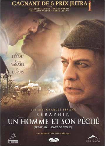 Seraphin - Un Homme et Son Peche / Heart of stone DVD Movie