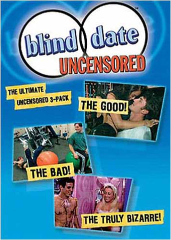 Blind Date Uncensored (Boxset) DVD Movie