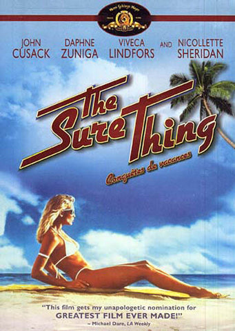 The Sure Thing (MGM) (Bilingual) DVD Movie