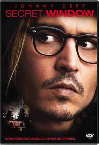 Secret Window DVD Movie