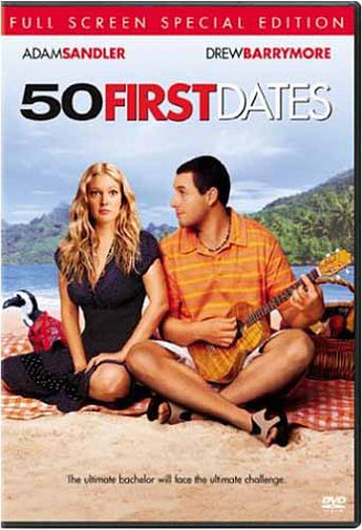 50 First Dates (Full Screen Special Edition) DVD Movie
