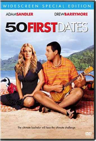 50 First Dates (Widescreen Special Edition) DVD Movie