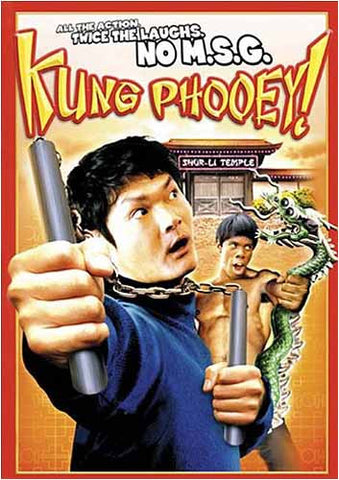 Kung Phooey! DVD Movie