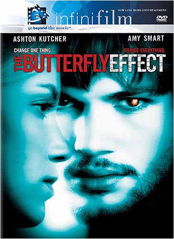 The Butterfly Effect (Infinifilm Edition) DVD Movie