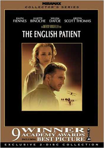 The English Patient - (Exclusive 2 - Disc Collector's Series) DVD Movie