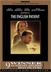 The English Patient - (Exclusive 2 - Disc Collector's Series)