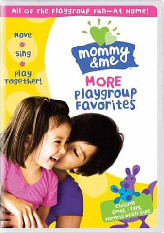 Mommy And Me - More Playgroup Favorites DVD Movie