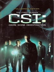 CSI - Crime Scene Investigation - The Complete First Season (1) (Boxset)