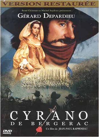 Cyrano De Bergerac (French) DVD Movie