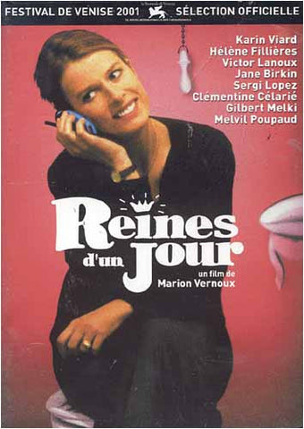 Reines d'un Jour DVD Movie