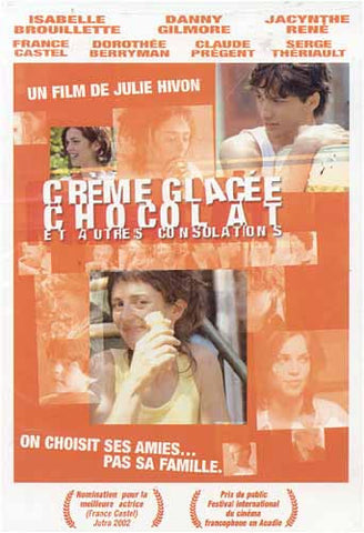 Creme Glacee, Chocolat et Autres Consolations DVD Movie