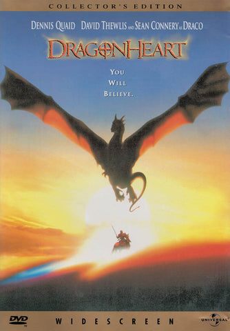 Dragonheart - Collector s Edition DVD Movie