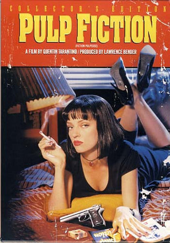 Pulp Fiction - (Two Disc Collectors Edition) (Bilingual) DVD Movie