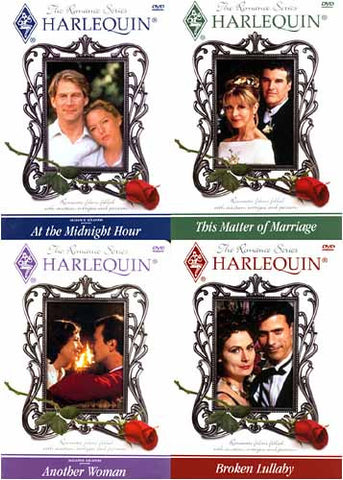 Harlequin Romance Series -Volumes 1- 4 (4 Pack) DVD Movie