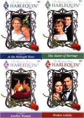 Harlequin Romance Series -Volumes 1- 4 (4 Pack)