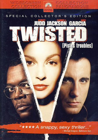 Twisted (Special Collector s Edition) (Ashley Judd)(Bilingual) DVD Movie
