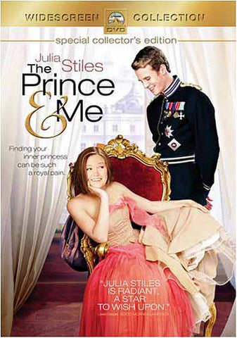 The Prince and Me (Widescreen Edition) DVD Movie