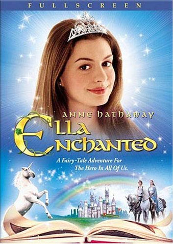 Ella Enchanted (Fullscreen) (Bilingual) DVD Movie